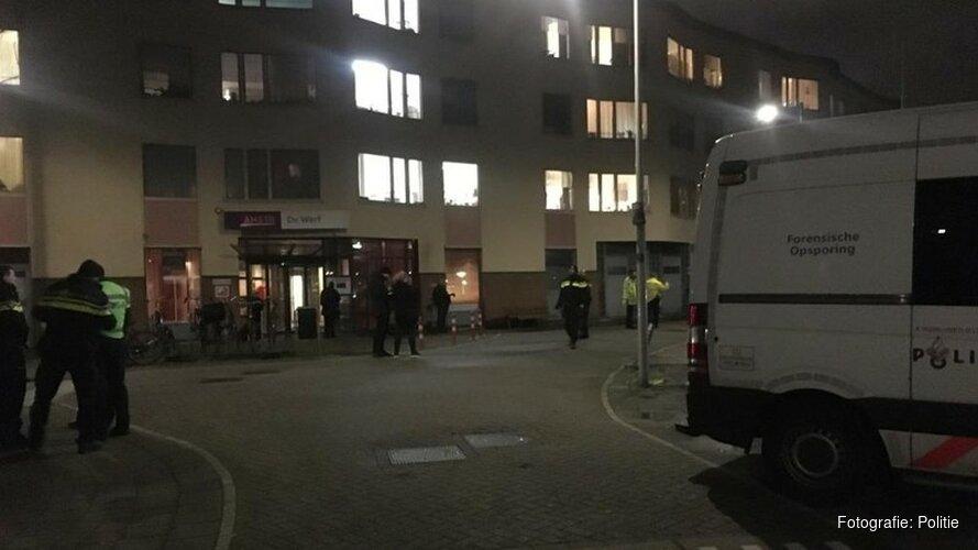 Slachtoffer steekincident Van Reigersbergenstraat overleden, verdachte aangehouden