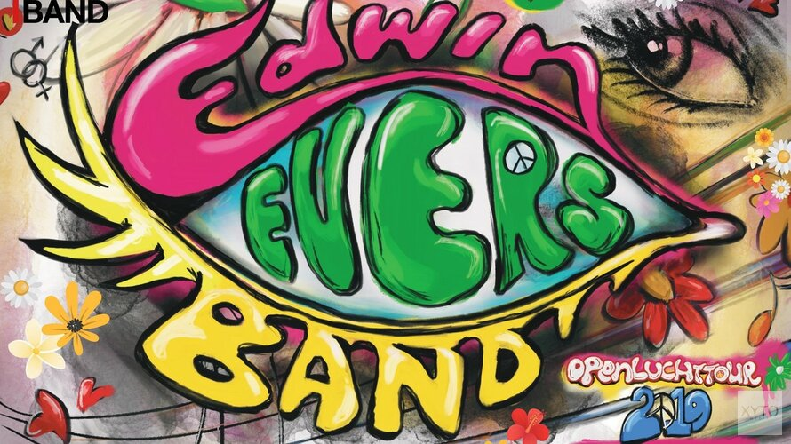 Edwin Evers Band aankomende zomer naar Live At Amsterdamse Bos