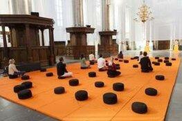 Boeddha by night: avondopenstellingen in  De Nieuwe Kerk Amsterdam