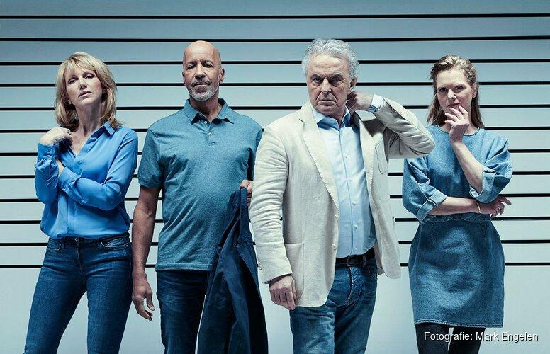"""Is eerlijk zijn een deugd? Interview Huub Stapel, Johanna ter Steege en Gijs de Lange over """"De Waarheid"""""""