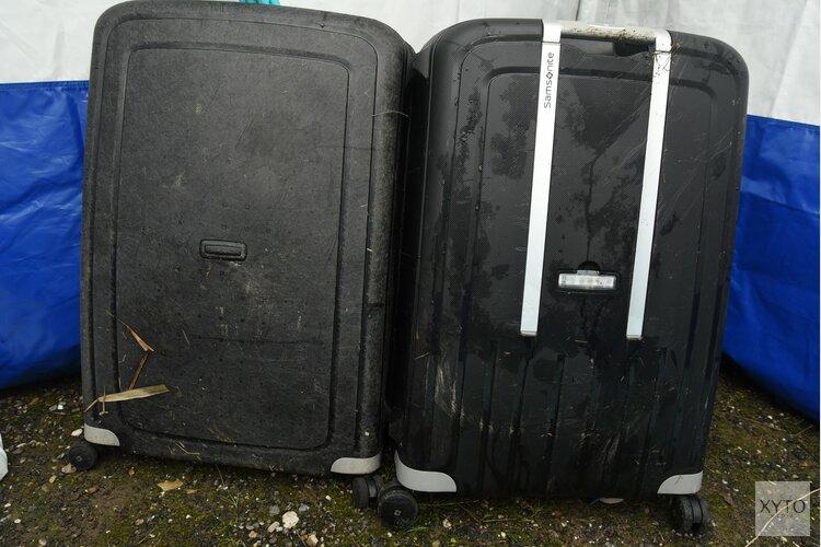 Amsterdam - Gezocht - Romp van vrouw in koffer