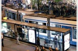 Opnieuw problemen met tramverkeer Amsterdam