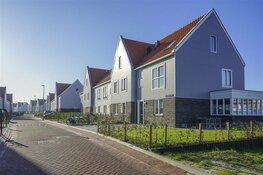 Overal nieuwe huizen