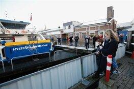 Nieuwe IJveer 63 vernoemd naar Eberhard van der Laan