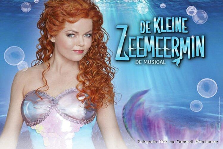 De Kleine Zeemeermin De Musical @DeLaMar Amsterdam