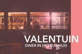 Verhalen over de liefde en Valentuin Diner op 14 februari