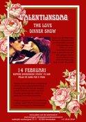 Valentijn bij Paleis van de Weemoed