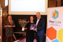 Amsterdamse Sophie (23) ontvangt eerste Europass MDT