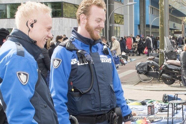 Bodycams en extra ondersteuning door politie voor handhavers
