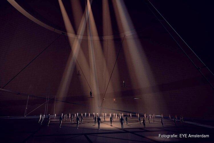Goethe-Institut Amsterdam maakt komst VR-installatie Das Totale Tanz Theater naar Eye mogelijk