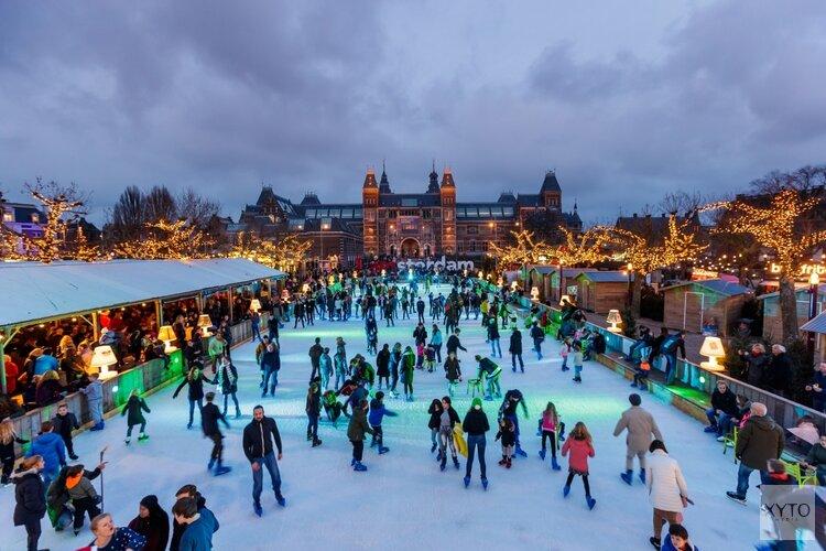 Definitieve laatste dag voor schaatsseizoen op Ice*Amsterdam