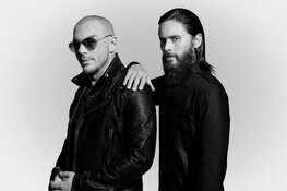 Concertreeks City Sounds presenteert Thirty Seconds To Mars