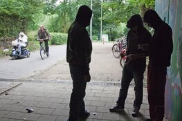 Amsterdam steeds veiliger?
