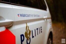 Agenten staken achtervolging, bestuurder aangehouden