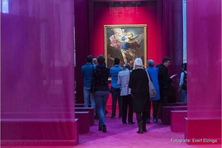 De Nieuwe Kerk Amsterdam opent achtste editie Meesterwerk:  Aartsengel Michaël van Luca Giordano