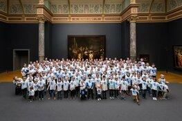 Alle Rembrandts in Nederland openen Alle Rembrandts in het Rijksmuseum
