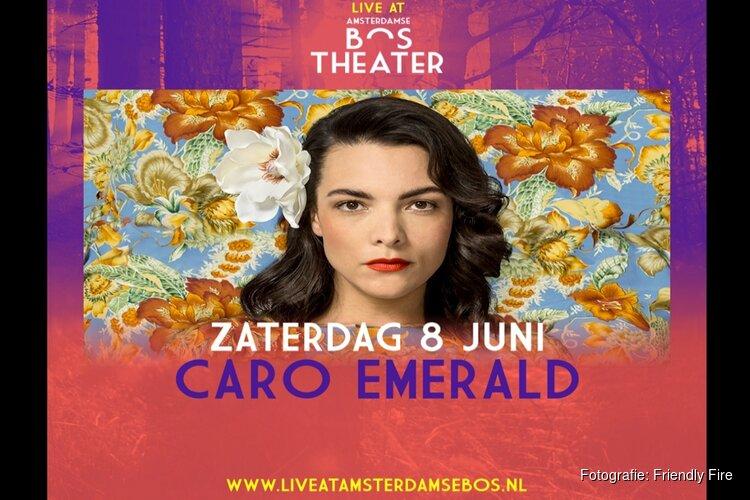 Caro Emerald toegevoegd aan programma Live at Amsterdamse Bos