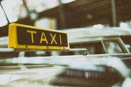 Amsterdamse taxichauffeurs massaal naar Den Haag voor protest
