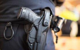 Aanhoudingen na schietincident Nieuwersluishof