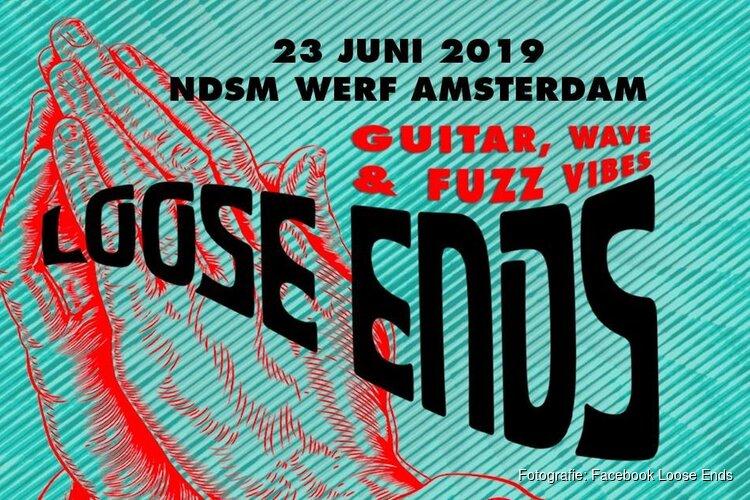 Sleaford Mods, Fontaines D.C., METZ, Iceage en meer naar nieuw festival Loose Ends