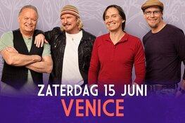 Venice toegevoegd aan line-up Live At Amsterdamse Bos 2019