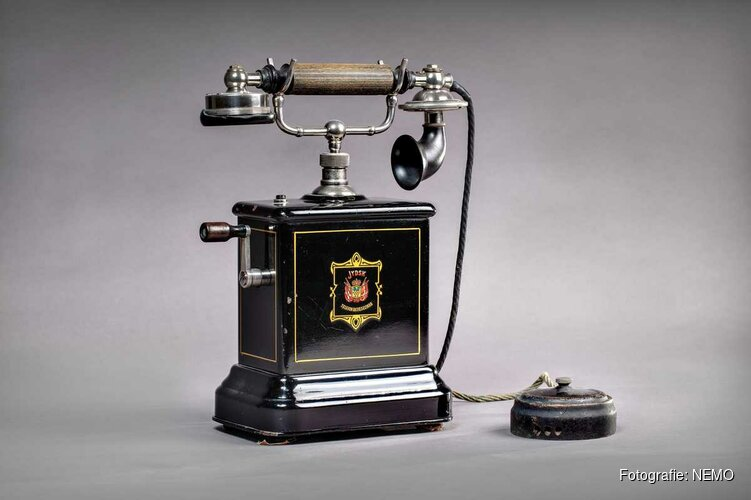 Collectie NEMO Science Museum online te zien via Google Arts & Culture