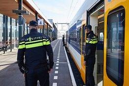 Getuigenoproep straatroof metrostation Diemen-Zuid