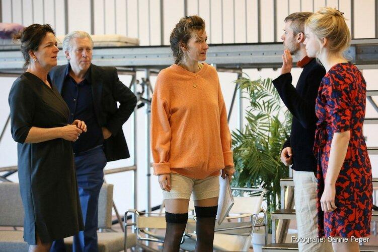 Maren E. Bjørseth regisseert In wankel evenwicht van Edward Albee