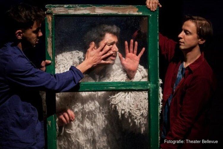 Thomas, Sacha en Jos speelt 'Herinneringen aan mijn broer' van Toon Tellegen