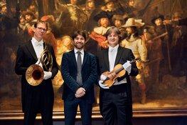 Het Koninklijk Concertgebouworkest treedt op voor de Nachtwacht