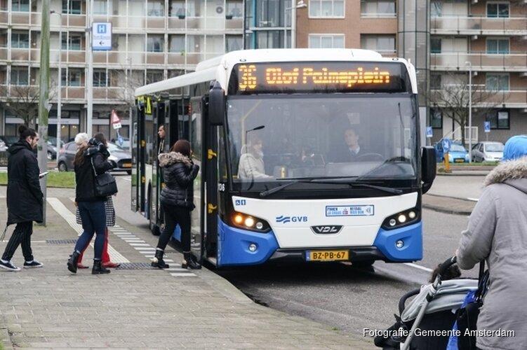Beter openbaar vervoer in Noord en Nieuw-West