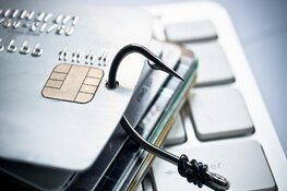 Politie rolt phishingbende op