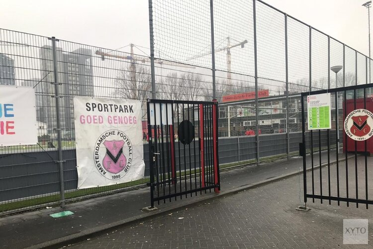 AFC terug aan kop na winst op Jong Sparta
