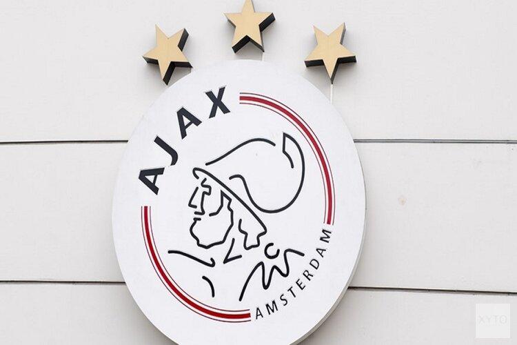 Jong Ajax en Jong FC Utrecht delen punten in spektakelstuk