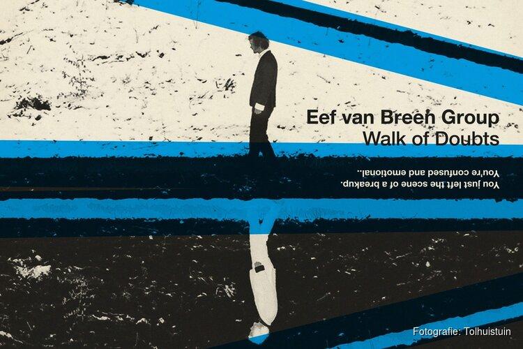 Eef van Breen Group brengt wandelalbum 'Walk of Doubts' door Amsterdam-Noord uit