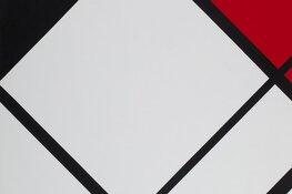 Stedelijk Museum Amsterdam verwerft Mondrian