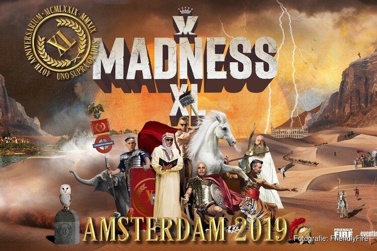 Madness viert 40-jarig jubileum met exclusieve XL-show