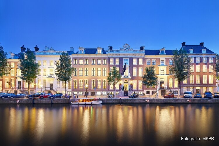 Waldorf Astoria Amsterdam viert 5-jarig bestaan