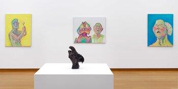 Stedelijk Museum Amsterdam presenteert eerste grote overzichtstentoonstelling van Maria Lassnig in Nederland