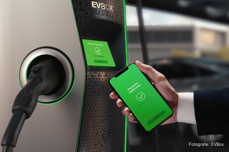 EVBox wint Red Dot Award voor Level 2 laadstation