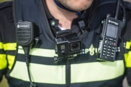 Hagelbui helpt politie bij pakken veelplegende bagagedief