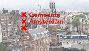 Amsterdam gaat 500.000 m2 aan nieuwe kantoren bouwen