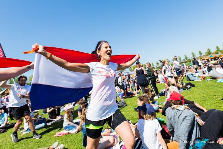50 Amsterdamse hardlopers gezocht voor Bevrijdingsvuurestafette