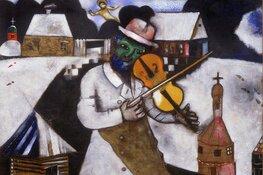 Chagall, Picasso, Mondriaan e.a.: Migranten in Parijs