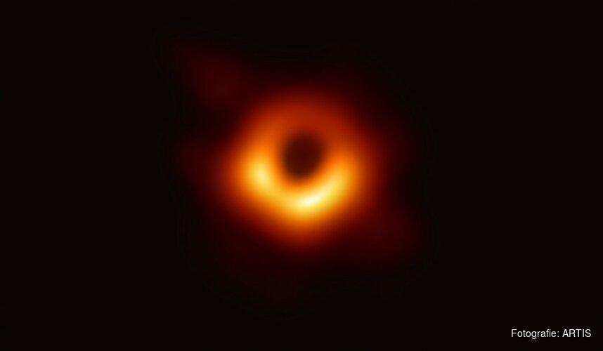 Hét zwarte gat dit weekend te zien in ARTIS-Planetarium