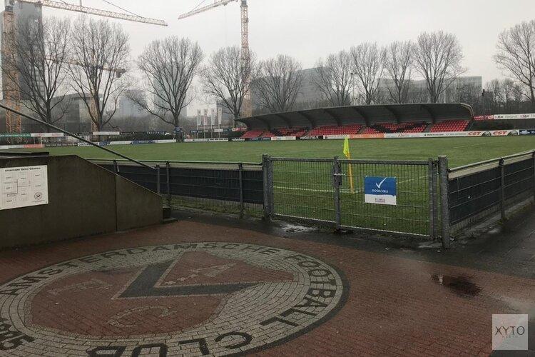 AFC loopt verder uit na zege op Barendrecht