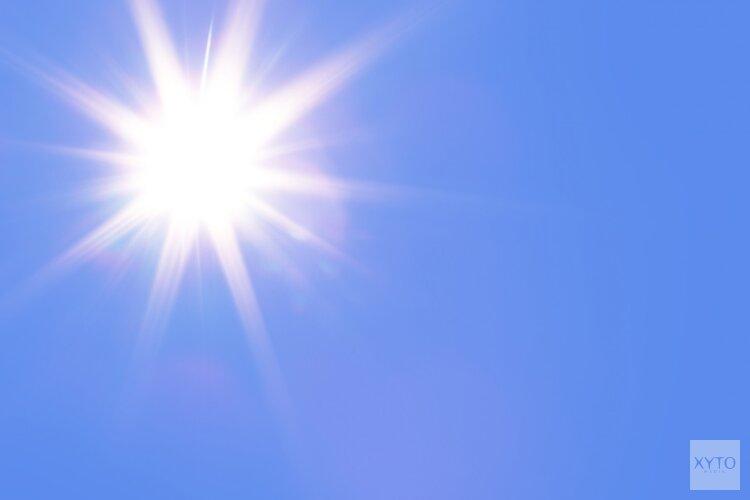 Prachtig paasweekend voor de boeg: temperaturen tot 22 graden!