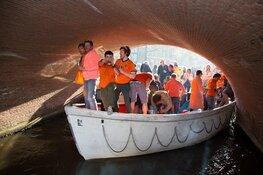 Bereikbaarheid Amsterdam op Koningsdag