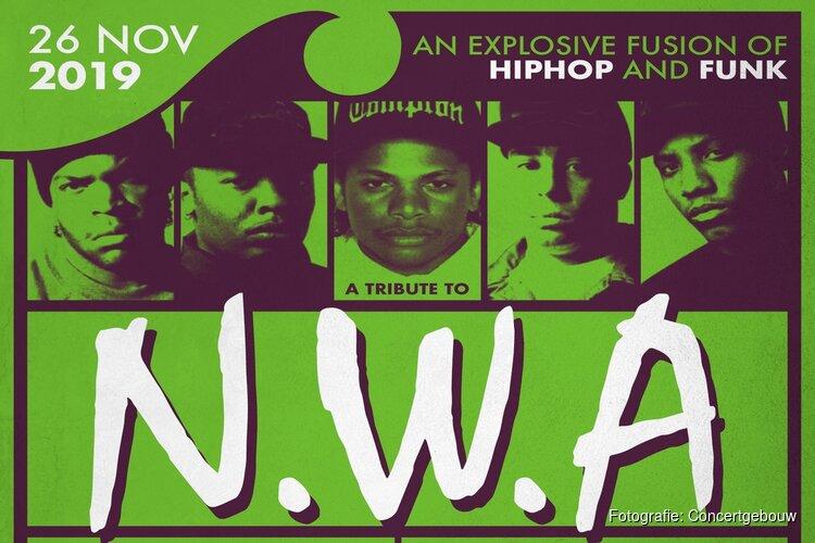 Concertgebouw eert hiphopvernieuwers N.W.A. met eenmalig concert