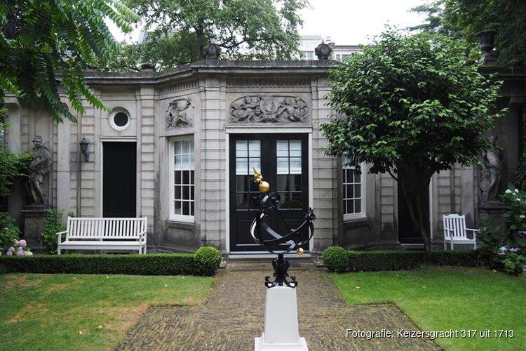 Amsterdamse tuinhuizen binnen de Singelgracht